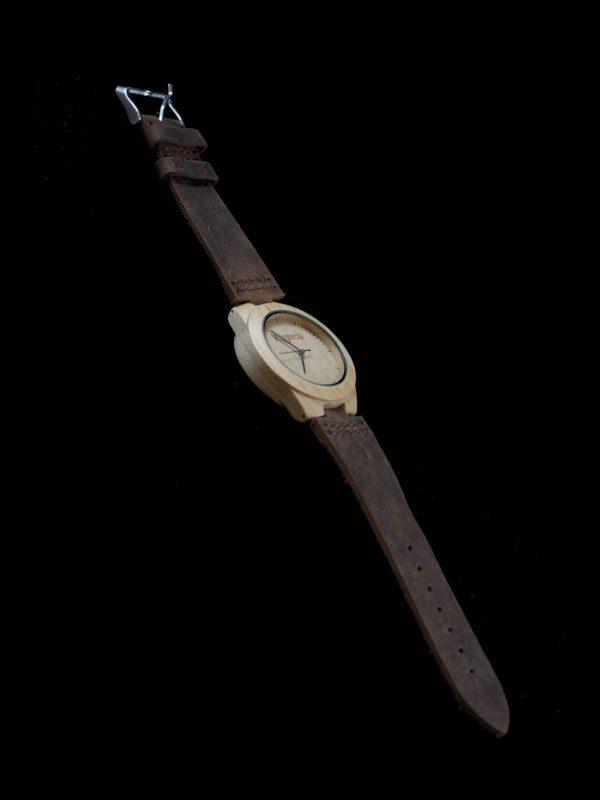 Reloj de madera Rippers watch modelo2